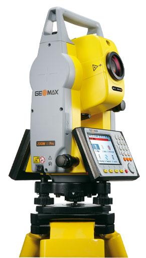 тахеометр GeoMAX ZOOM 30 Pro