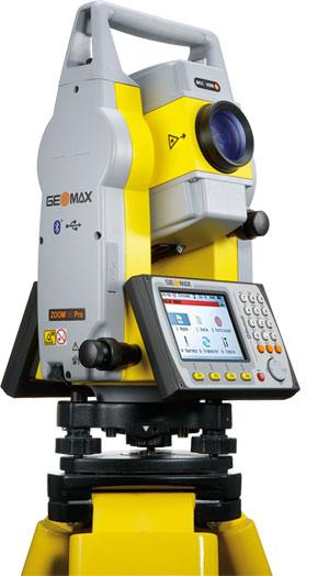 тахеометр GeoMAX ZOOM 35 Pro